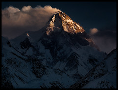 K2 Qogori Feng (8611m) (doug k of sky) Tags: china doug k2 xinjiang karakoram feng mountainscapes kofsky qogori
