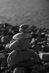 balance (yasar metin) Tags: denge balance blackandwhite monochrome depth field hands texture bokeh outdoor