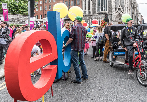 PRIDE PARADE AND FESTIVAL [DUBLIN 2016]-118037
