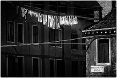 Venise - Fondamenta Rielo (Christian Sancassiani) Tags: venise venice street