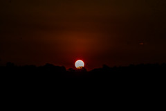 Urca Vermelha (Lola Poubel) Tags: sol de do janeiro da por urca bairro rido