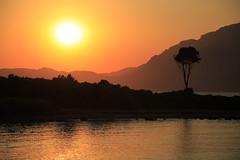 Sunset. (l.raguckaite) Tags: life travel sunset sea sun canon moment         vitaminseayachting