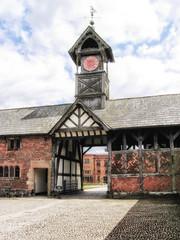 Arley Hall Coach Gate (foggyray90) Tags: warrington cheshire clocktower statelyhome arleyhall coachgateway