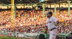 he's a bad man (morris 811) Tags: park red david game sunshine boston big nikon baseball bokeh sox crowd fenway nikkor f28 ortiz papi 2470mm d4s