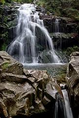 Small waterfall (enzo rettori) Tags: waterfall smallwaterfall valdiluce abetone tuscany landscape mountain apennines