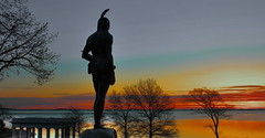 Massasoit (DeadDogsEye) Tags: deaddogseye plymouth400 plymouthmassachusetts400 plymouth massachusetts massasoit harbor hdr sunrise sunset sky southshore 1620 1621