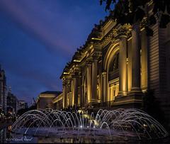 Metropolitan Fountains (CVerwaal) Tags: nyc usa ny newyork fountains ricohgr metropolitanmuseum