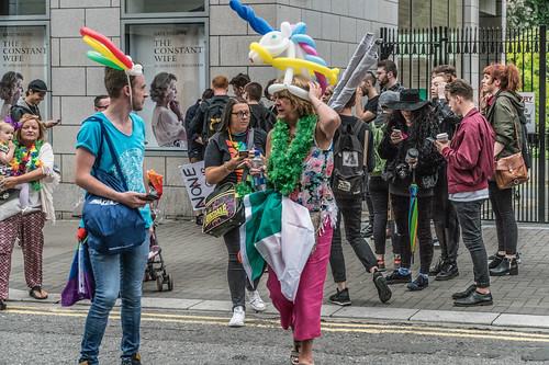 PRIDE PARADE AND FESTIVAL [DUBLIN 2016]-118137