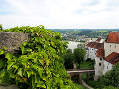 P5280501 (photos-by-sherm) Tags: museum germany spring high panoramic views fortifications defensive veste hilltop passau oberhaus