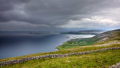 Scattered Showers (Michael Foley Photography) Tags: ireland clare burren burke