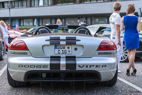 Dodge Viper - 18. International Sport car festival 2016 in Velden am Wörthersee