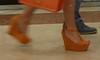 Street feet (551) (♠I Love Feet & Shoes♠) Tags: street sexy feet stockings pie shoes highheels sandals tights lingerie heels pés huf hoof bas pieds mules pantyhose schuhe casco piedi meias medias scarpe sandalias chaussures sapatos sandálias zapatillas sandalen ноги sandales чулки sabot sandali πόδια strümpfe ботинок παπούτσια туфля calcanhares каблуки füse σανδάλια κάλτσεσ копыто сандалий οπλή
