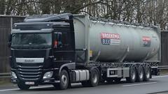 B - Broekema Bulk DAF XF 106.440 SC (BonsaiTruck) Tags: truck silo 106 lorry camion trucks lag bulk lastwagen daf lorries lkw xf citerne broekema lastzug silozug powdertank