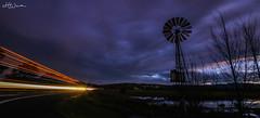 Oaklands windmill on a winters night (Harrison Warne) Tags: windmill canon landscape australia nsw pambula panboola 7dmarkii
