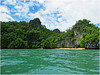 hiddenbeach (WiLL CWK) Tags: ocean travel trees sea sky green nature landscape island photography asia earth hills malaysia waters langkawi andaman waterscape
