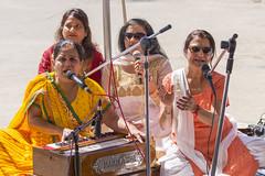 DUE_4493r (crobart) Tags: dedication statue ji golden vishnu hill ceremony richmond celebration idol hanuman unveiling hindu hinduism mandir bapu pujya morari