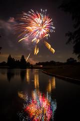 DSC_4007 (fellajr) Tags: family water night golf fun evening fireworks 4th july course hazzard deerpark 2016