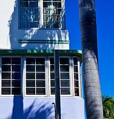 (JGou) Tags: architecture florida miami palmtree artdeco southbeach oceandrive jgou