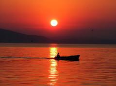 Puerto Maritimo Artesanal - Callao - Per 001 ( Daniel Angello ) Tags: sunset costa peru night puerto muelle ciudad per clear malecon callao balneario