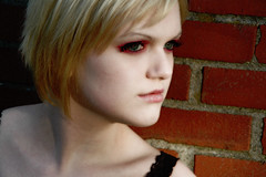 7b (RebeccaLynnPhotography8) Tags: pink portrait female photoshop makeup cannon expressive editing piercings artistry