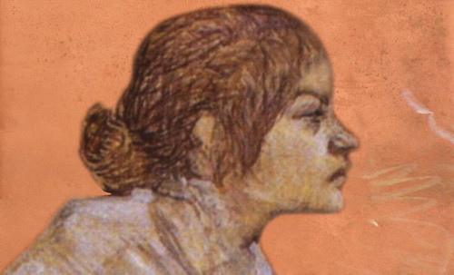 "Las Madeleines escuchando la soleada soledad, descripciones de Henri de Toulouse Lautrec (1889) y Pablo Picasso (1904). • <a style=""font-size:0.8em;"" href=""http://www.flickr.com/photos/30735181@N00/8815727812/"" target=""_blank"">View on Flickr</a>"