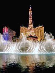Las Vegas 182 (mfnure31) Tags: fountain lasvegas nevada eiffeltower ballys pariscasino lasvegasstrip ballyscasino bellagiofountain animatedfountain