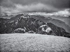 Mt Seymour June 17 (GMontgomery) Tags: snow mountains nik seymour silverefxpro