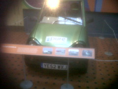 2003 Reva Electric Car Co (Jawz Diesel) Tags: 2003 car electric co reva