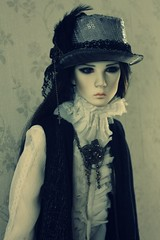 Black hatter (AnMoony) Tags: saint dollshe