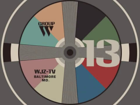 WJZ-TV Test Pattern