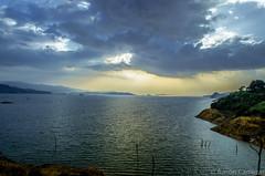 Atardecer Malpaso, Chiapas (Aaron Cameras) Tags: landscape mexico nikon dusk eco chiapas flickrexplore thegalleryoffinephotography d5100