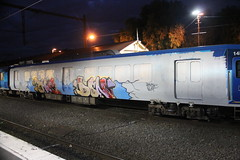 THE DON WHOLE CAR (TAMZR-1) Tags: canon eos graffiti paint colours panel colourful graff pt piece wholecar endtoend thedon 2013 galve toptobottom 1100d