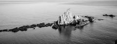 Arrecife de las Sirenas (yobabig) Tags: blanco mar cabo negro gata piedras arrecife sirenas