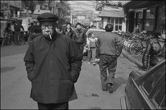 Shanghai1993 Part3 Yanan Road Henan Road  -15 (8hai - photography) Tags: road shanghai 1993 yang henan  bahai hui part3 yanan   yanghui shanghai1993