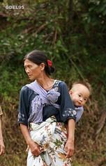 villager (odel95) Tags: grandma girls people baby cute beautiful canon women village natural random memories memory strong villagers 600d