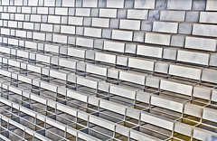 (jfre81) Tags: charleston westvirginia urban city wv downtown lines steps abstraction minimalist glass steel reflections reflection cubicish gallery