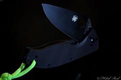 Spyderco Tenacious (Mikael P.) Tags: edc 550 lanyard spyderco tenacious tactical p
