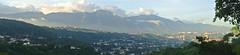 Caracas after the rain. (Carlos Muoz A) Tags: test rain 1 nikon venezuela caracas panoramica prueba nikkor j1 avila nikon1 panview 1030mm