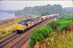 37026 37045 Inverness (Roddy26042) Tags: inverness class37 37026 37045