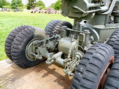 "M115 203mm Howitzer (5) • <a style=""font-size:0.8em;"" href=""http://www.flickr.com/photos/81723459@N04/9706426403/"" target=""_blank"">View on Flickr</a>"