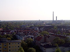 Berlin (terfico-1) Tags: sky berlin germany deutschland himmel upstairs vonoben