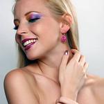 AFRODITA  model: Kaja, Agencija 22  foto: Tjaša Jenko make up: Mateja Peršuh nakit: Žička Lepotička asistentka: Tadeja Tomšič
