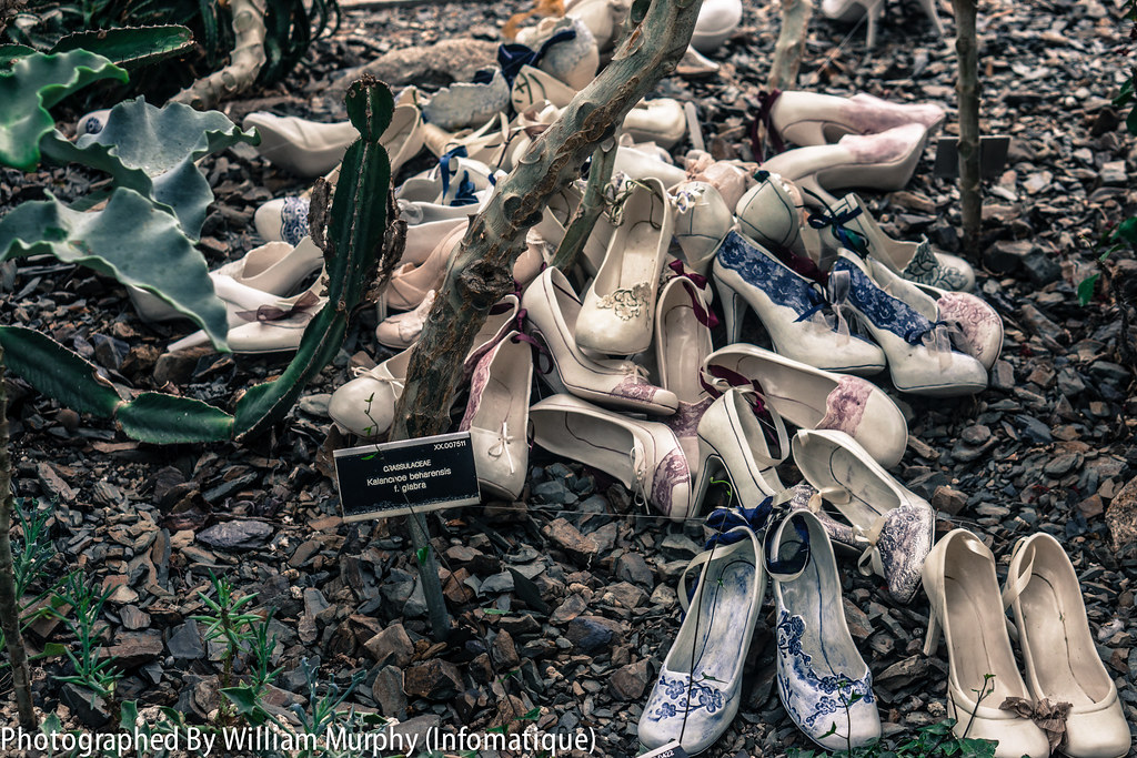 Walk In My Shoes By Maggie O'Connor - Sculpture In Context 2013