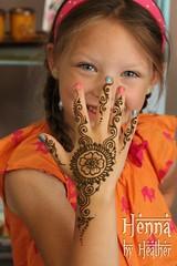 henna_on_child_cute_fun_erins (Henna by Heather - serving Boston and Providence) Tags: cute boston massachusetts henna mehndi attleboro