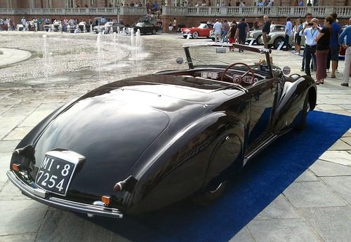 Fiat 1500 cabriolet PF 1940