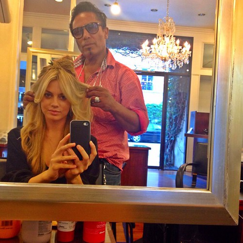 A.T .TRAMP  Hair Beverly Hills salon-RAMSESIII -simply the best,