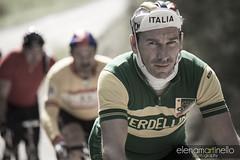 L'Eroica 2013 (Elena Martinello) Tags: road old bike cycling oldschool tuscany chianti toscana gravel pinarello eroica randonee bicidepoca