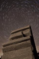 My Dream ([Nocturne]) Tags: nightphotography lightpainting beautiful night canon stars photo trails dreams easterisland nocturne startrail 5dmkii wwwnoctographycouk easterislandstartrail