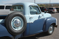 1957 Studebaker Transtar Deluxe (twm1340) Tags: arizona truck deluxe pickup az cottonwood 1957 studebaker transtar