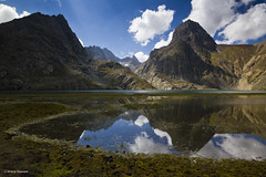 Krishansar/Kishansar Lake, Jammu & Kashmir (Bharat Baswani) Tags: lake kashmir himalayas jammu kishansar krishnasar krishansar